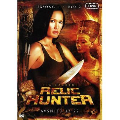 Relic hunter: Säsong 1 del 2 (DVD 1999)