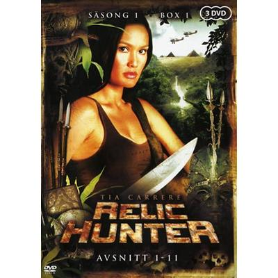 Relic hunter: Säsong 1 del 1 (DVD 1999)