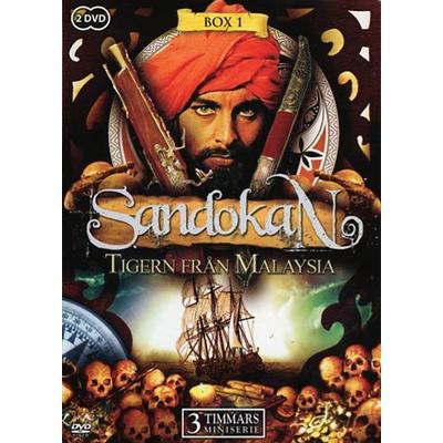 Sandokan: Box 1 (DVD 1976)