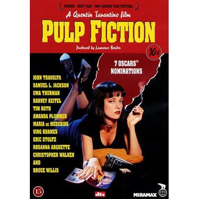 Pulp fiction (DVD 1994)