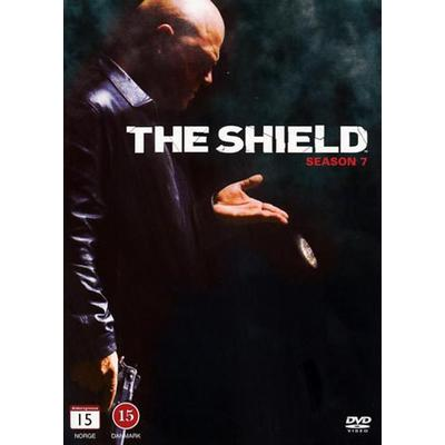 The Shield: Säsong 7 - The final act (DVD 2008)