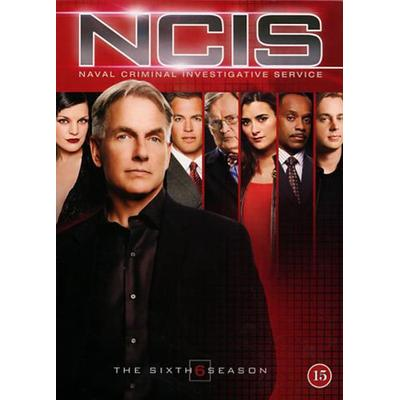 NCIS: Säsong 6 (DVD 2008)