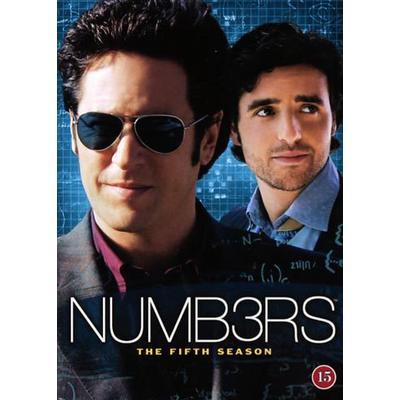 Numbers: Säsong 5 (DVD 2008)