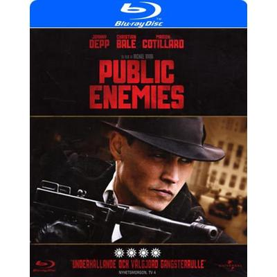 Public enemies (Blu-Ray 2009)