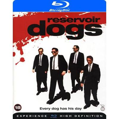 Reservoir dogs (Blu-Ray 1992)