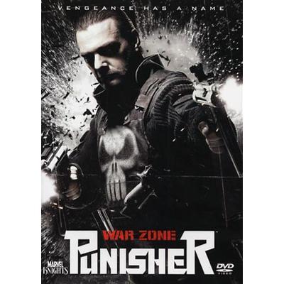 Punisher: War Zone (DVD 2009)
