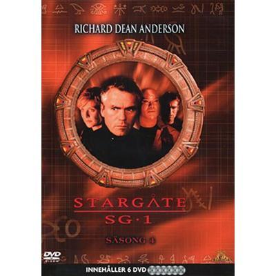 Stargate SG-1: Säsong 4 (DVD 2000)