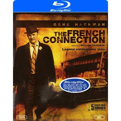 French connection 1 (Blu-Ray 1971)