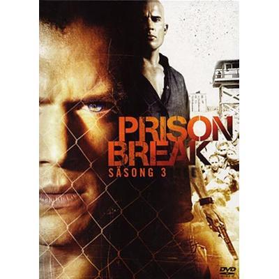 Prison Break: Säsong (DVD 2007-2008)