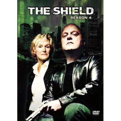 The Shield: Säsong 4 (DVD 2003)