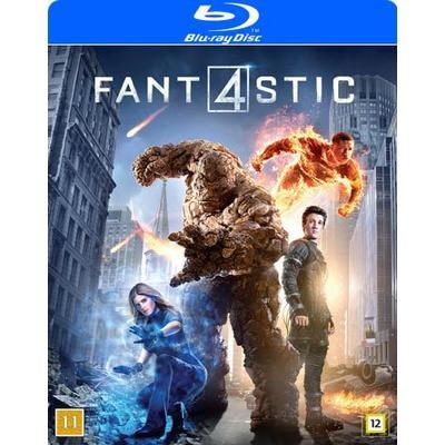 Fantastic Four - 2015 (Blu-Ray 2015)