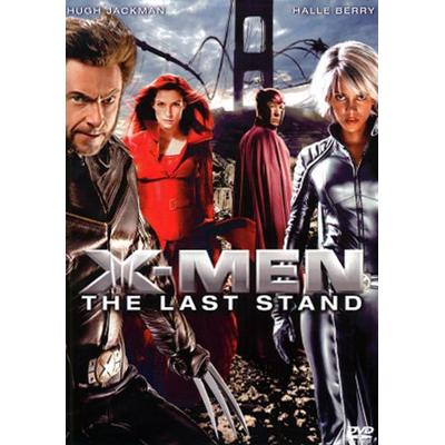 X-men 3: The last stand (DVD 2006)