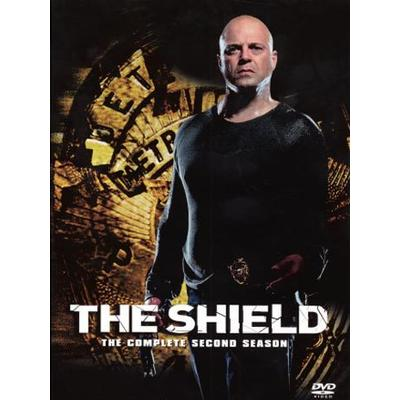 The Shield: Säsong 2 (DVD 15 år)
