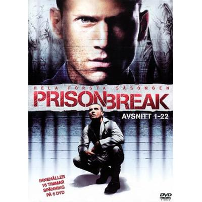 Prison Break: Säsong 1 (DVD 2005)