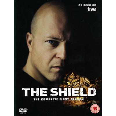 The Shield: Säsong 1 (DVD 2002)