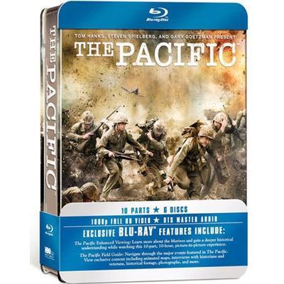 Pacific: Steelbook (Blu-Ray 2010)