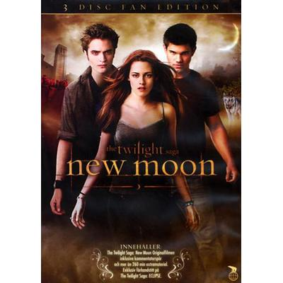 New moon: Fan collection (DVD 2009)