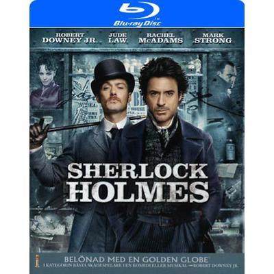 Sherlock Holmes (Blu-Ray 2009)
