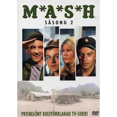 MASH: Säsong 2 (DVD 1974-1975)
