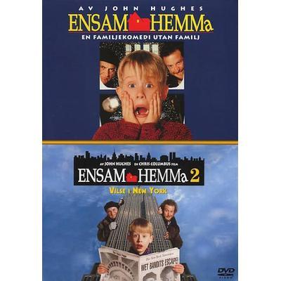 Ensam hemma 1+2 (DVD 1990, 1992)