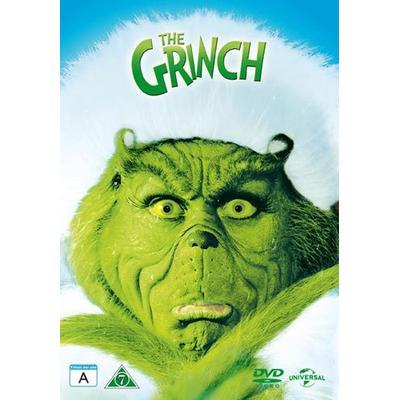 Grinchen: Julen är stulen (DVD 2000)