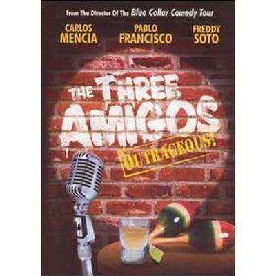 Three Amigos (Pablo Francisco+Friends) (DVD 2005)