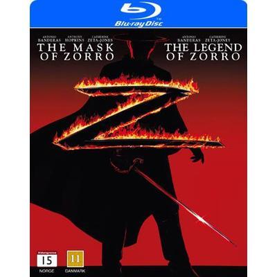 Zorro 1+2 (Blu-Ray 2010)