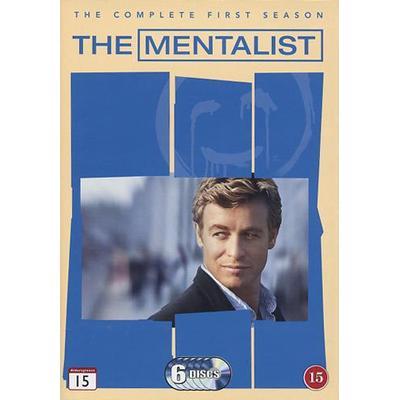 Mentalist: Säsong 1 (DVD 2008-2009)