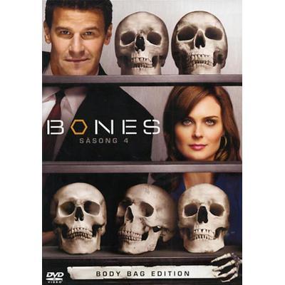 Bones: Säsong 4 (DVD 2009)