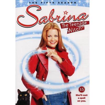 Sabrina Tonårshäxan: Säsong 5 (DVD 2000-2001)