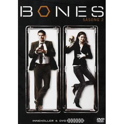 Bones: Säsong 2 (DVD 2006-07)