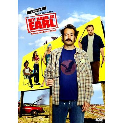My name is Earl: Säsong 4 (DVD 2008-2009)