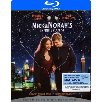 Nick & Norah's oändliga låtlista (Blu-Ray 2008)