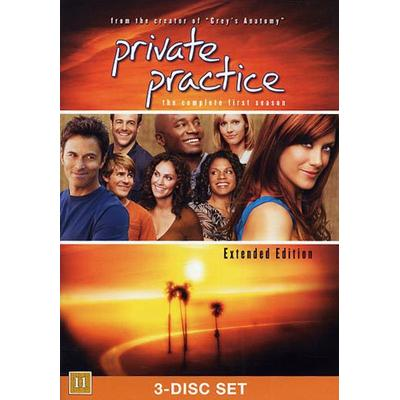 Private Practice: Säsong 1 (DVD 2007)