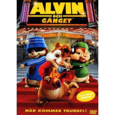 Alvin och gänget 1 (DVD 2007)