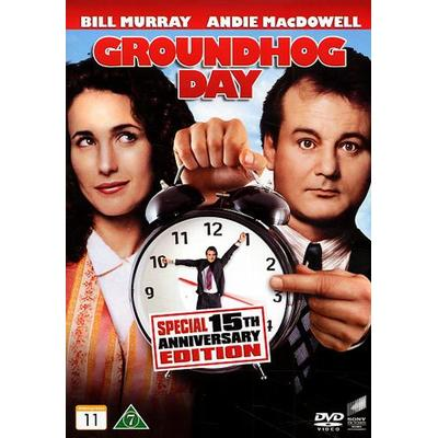 Måndag hela veckan: 15th Anniversary Edition (DVD 1993)