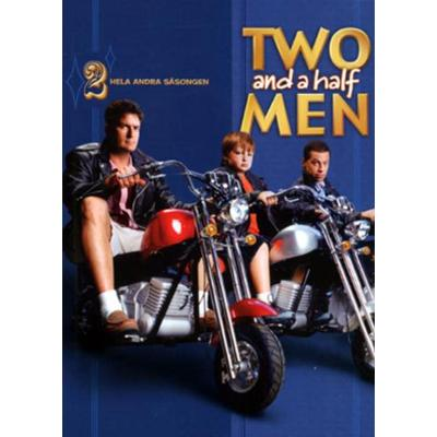 Two and a half men: Säsong 2 (DVD 2004-2005)