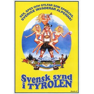 Svensk synd i Tyrolen (DVD 1978)