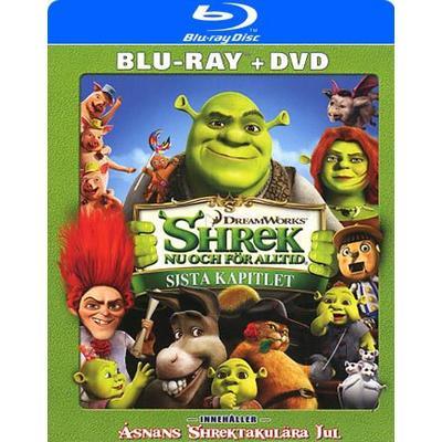 Shrek 4: Nu och för alltid (Blu-Ray 2010)