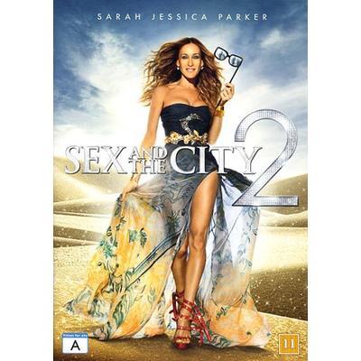 Sex and the city 2: Filmen (DVD 2010)