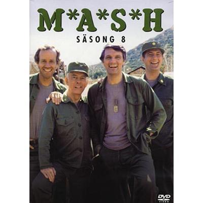 MASH: Säsong 8 (DVD 1979-80)