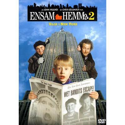 Ensam hemma 2: Vilse i New York (DVD 1992)
