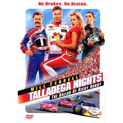 Talladega nights (DVD 2006)