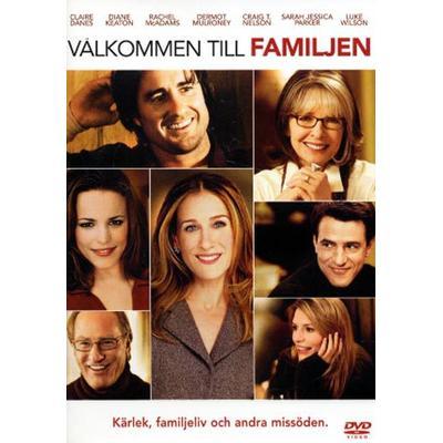 Välkommen till familjen (DVD 2005)