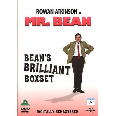 Mr Bean Live 1-4 (DVD 1989-1993)