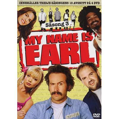 My name is Earl: Säsong (DVD 2008)