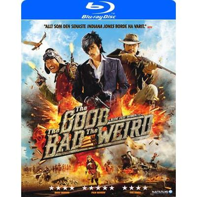 The good The bad The weird (Blu-Ray 2009)
