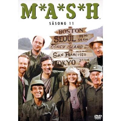 MASH: Säsong 11 (DVD 1982-83)