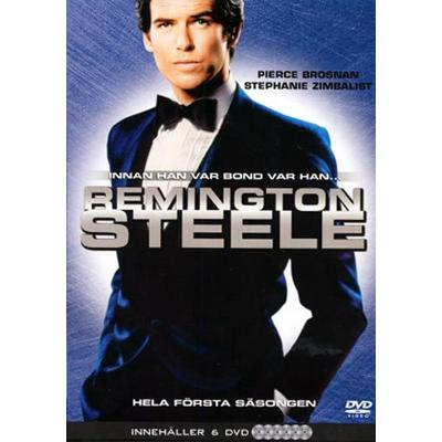 Remington Steele: Säsong 1 (DVD 1982-1983)