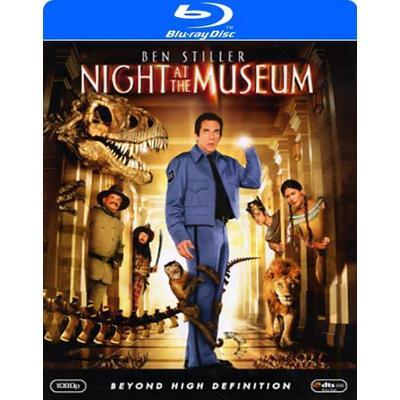 Natt på museet (Blu-Ray 2006)